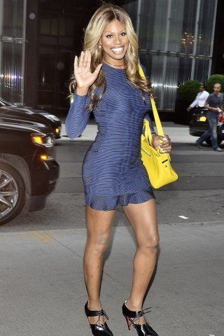 Laverne Cox Height – Weight