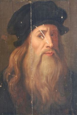 Leonardo da Vinci height and weight