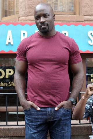Mike Colter height and weight