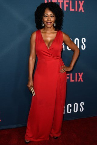 Simone Missick Height, Weight
