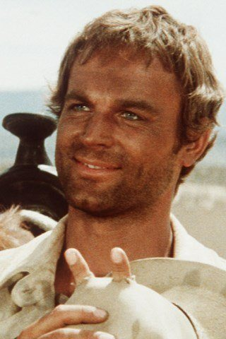 Terence Hill height and weight