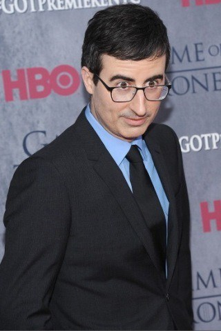 John Oliver height and weight