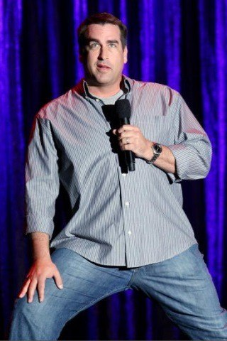 Rob Riggle height and weight