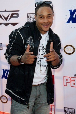 Orlando Brown (actor) height and weight