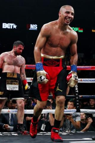 Andre Ward Height Weight
