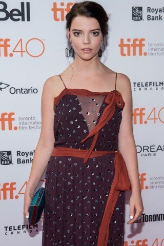 Anya Taylor-Joy height and weight