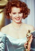 Geena Davis height and weight