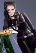 Julie Newmar height and weight