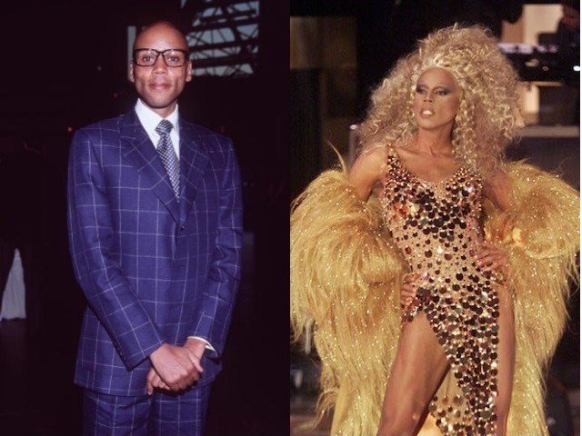 RuPaul height and weight