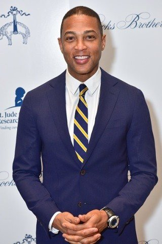 Don Lemon height and weight