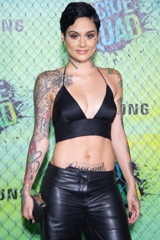 Kehlani height and weight