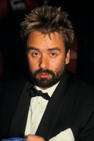 Luc Besson height and weight