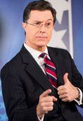 Stephen Colbert height and weight
