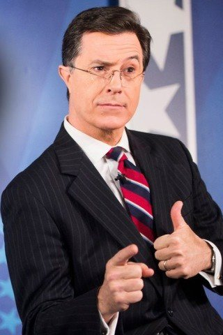 Stephen Colbert Height - Weight