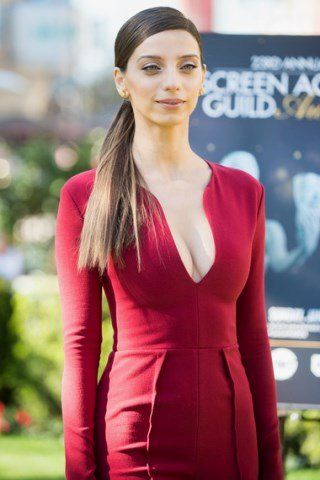 Angela Sarafyan height and weight