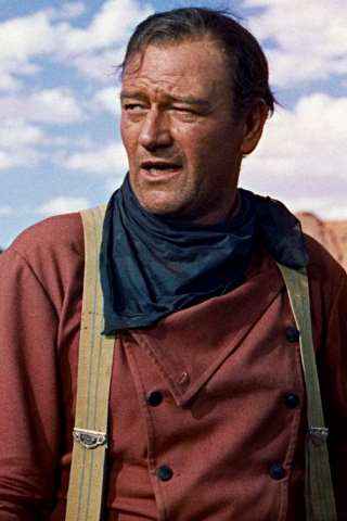 John Wayne Height - Weight