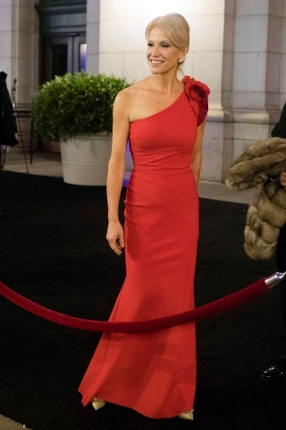 Kellyanne Conway height and weight