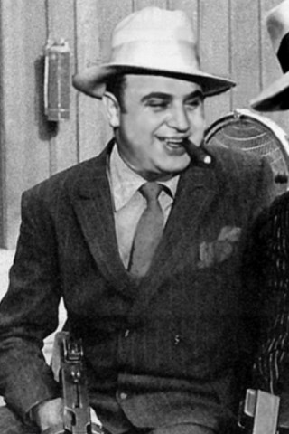 Al Capone: Height, Weight, Shoe Size