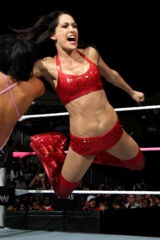 Brie Bella height and weight