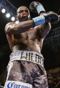 Deontay Wilder height and weight