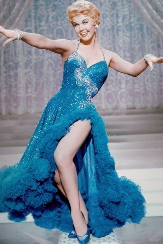 Doris Day height and weight