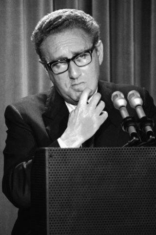 Henry Kissinger height and weight