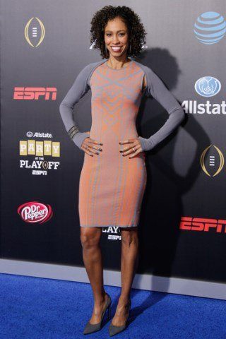 Sage Steele Height - Weight