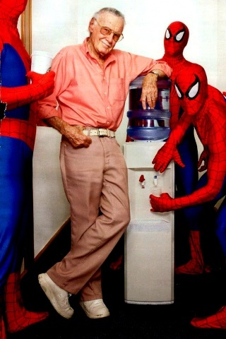 Stan Lee Height - Weight