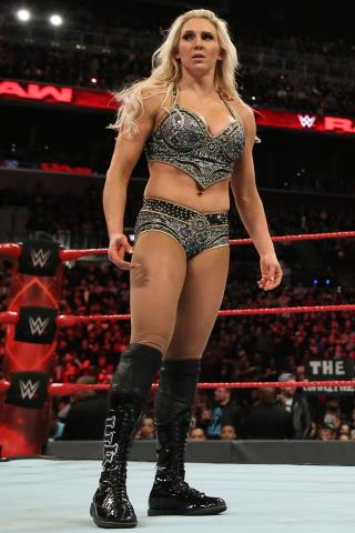 Charlotte Flair height and weight