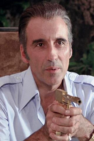 Christopher Lee height and weight