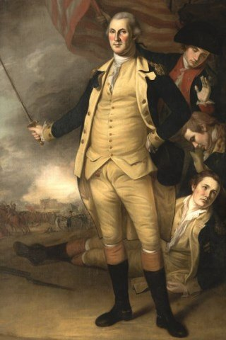 George Washington: Height, Weight, Shoe Size