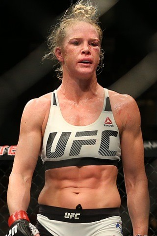 Discover Holly Holm Height