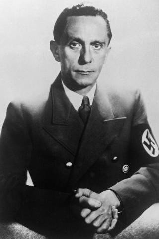 Joseph Goebbels Height - Weight