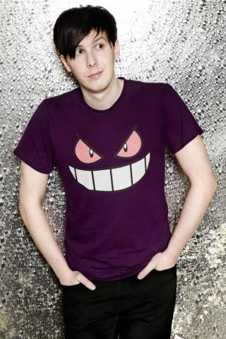 Phil Lester height and weight