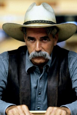 Sam Elliott height and weight