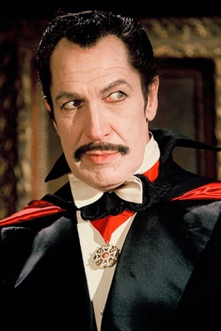 Vincent Price height and weight