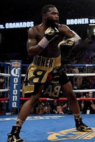 Adrien Broner height and weight