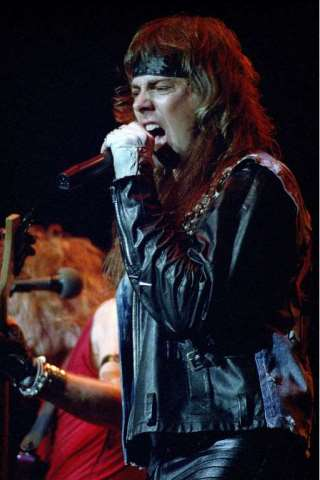 Don Dokken Height - Weight
