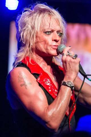 Michael Monroe height and weight