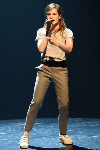 Christine and the Queens Height - Weight
