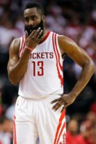 James Harden Height, Weight