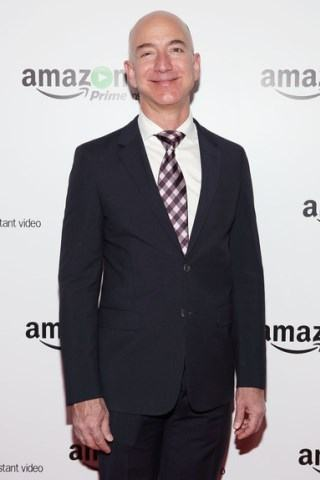 Jeff Bezos height and weight