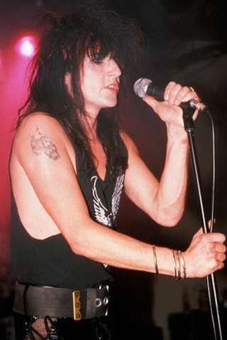 LA Guns Phil Lewis Height, Weight