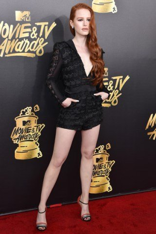 Madelaine Petsch height and weight