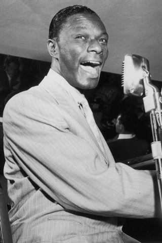 Nat King Cole height and weight