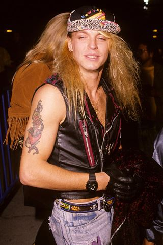 Bret Michaels height and weight