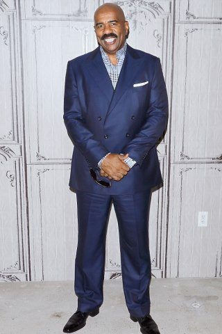 Steve Harvey height and weight
