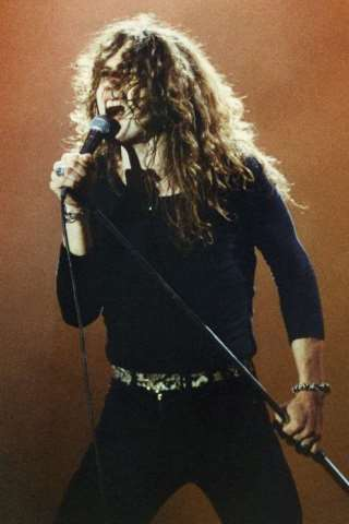 David Coverdale height and weight