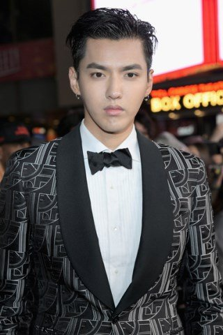 Kris Wu height and weight