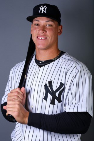 Aaron Judge Height – Weight